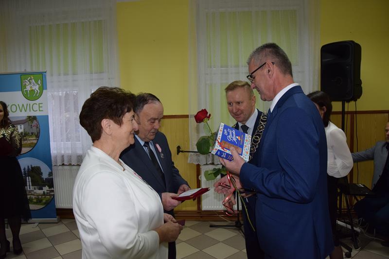 50-lecie pożycia małżeńskiego 2019r.