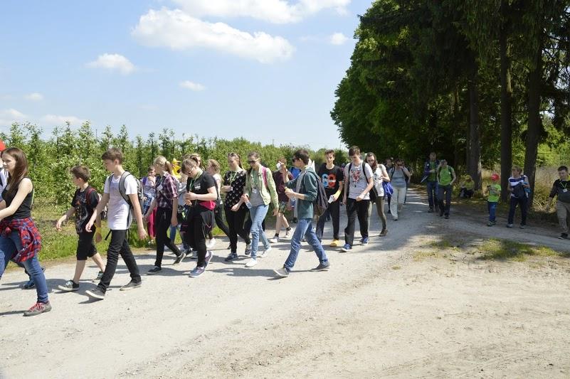 XV Zlot Szkolnych Kół Krajoznawczo-Turystycznych